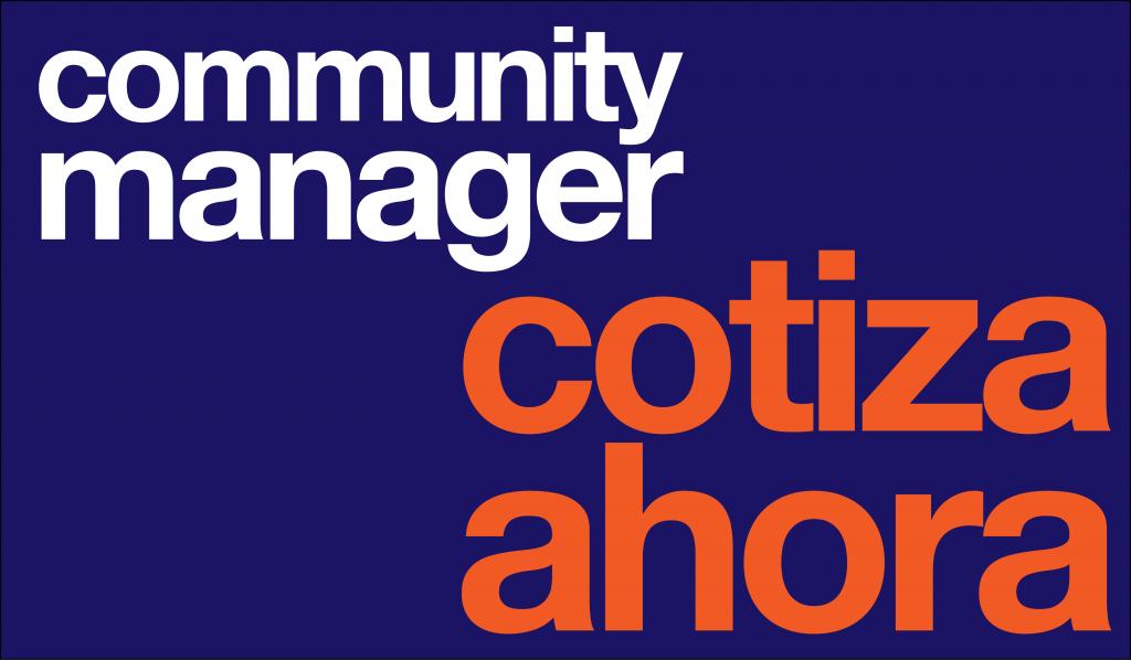 cotiza ahora un community manager