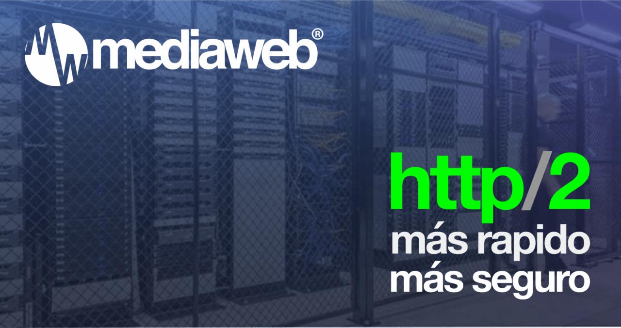En su mayor parte, el uso de HTTP / 2 es un proceso transparente. Si su sitio web se encuentra en un servidor compartido con Mediaweb, entonces ya se encuentra… Leer Mas